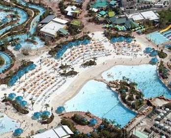 Commercial Pools:  Aquatica at Sea World