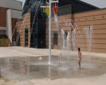 Interactive Fountains: City of Lakewood
